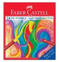Пастель масло 24 цв в картонной коробке 125224